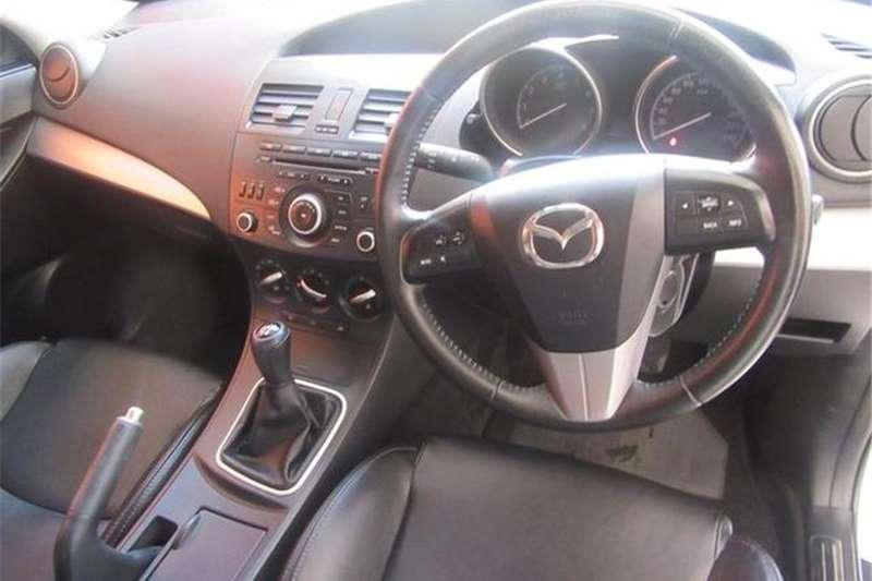 Mazda Mazda3 1.6 Dynamic 2012