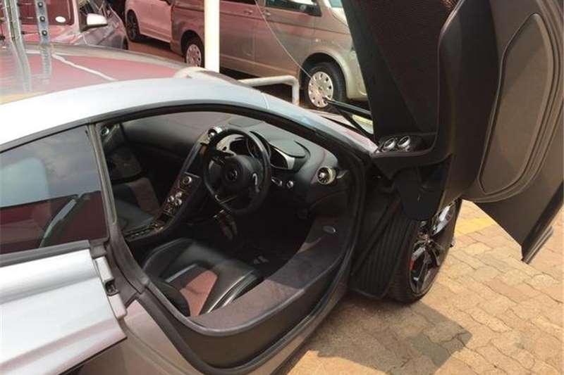 Mclaren MP4-12C coupe 2013