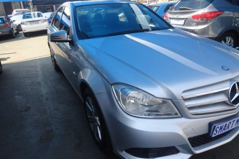 Mercedes Benz 180C BLUE EFFICIENCY 2012