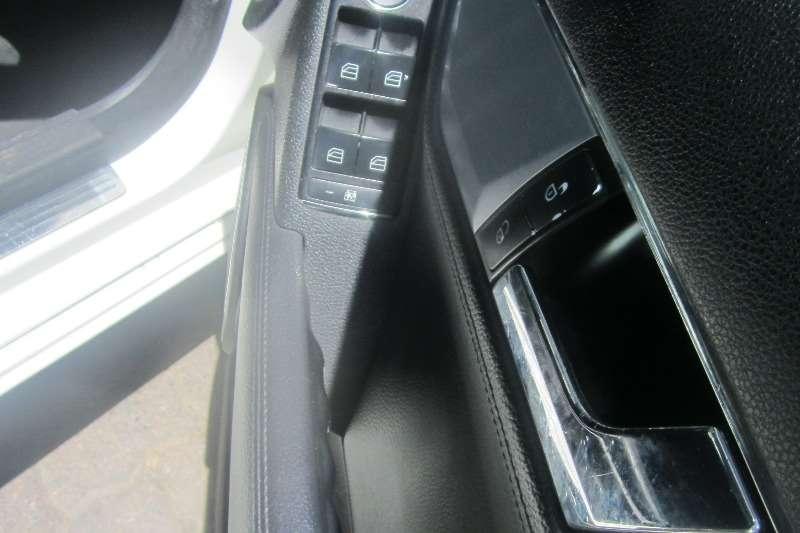 Mercedes Benz 200D C200 CGI 2011