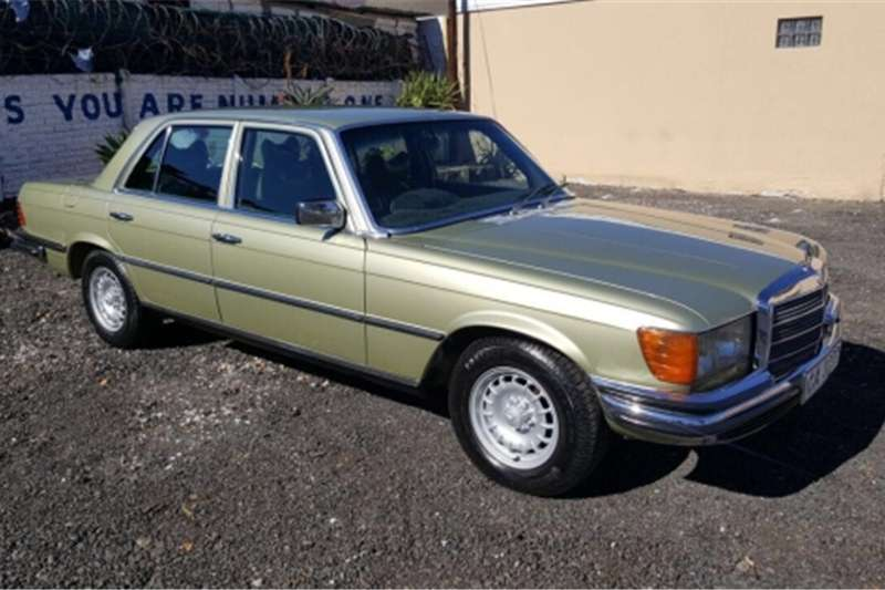 1980 mercedes benz 280s cars for sale in western cape r for 1980s mercedes benz