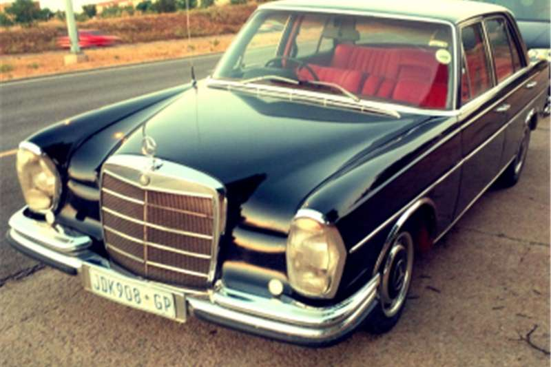 Mercedes benz 280s w108 cars for sale in gauteng on auto mart for Mercedes benz w108 for sale