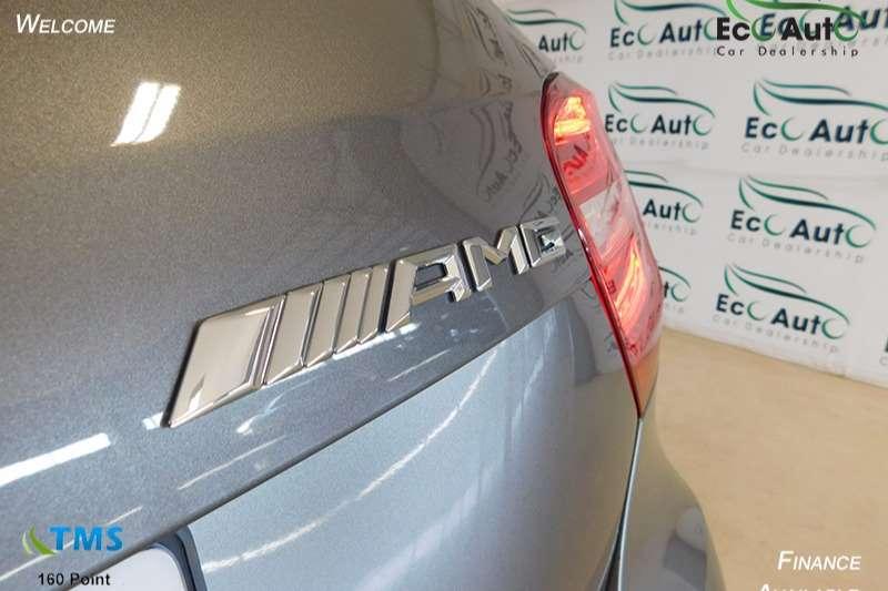Mercedes Benz A Class A45 4Matic 2015