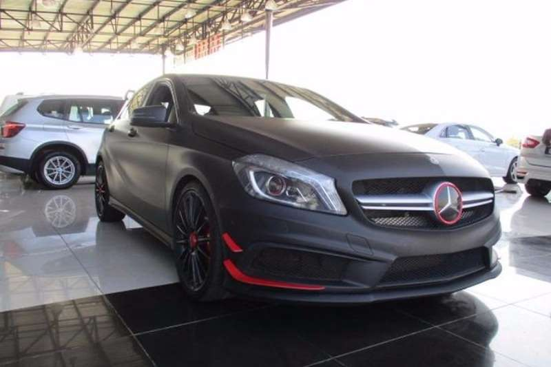 2013 mercedes benz a class a45 amg 4matic edition 1 for Mercedes benz a45 amg for sale