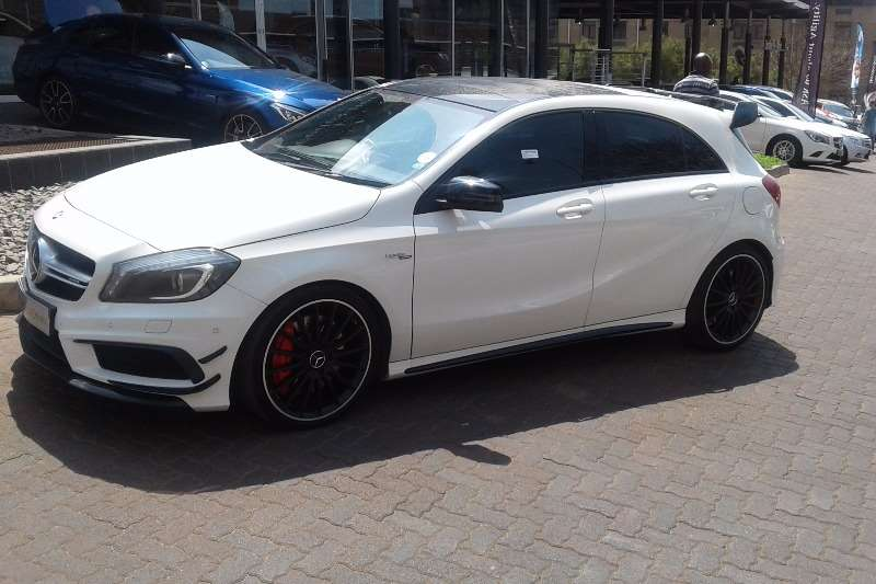 2014 mercedes benz a class a45 amg 4matic edition 1 cars for Mercedes benz a45 amg for sale
