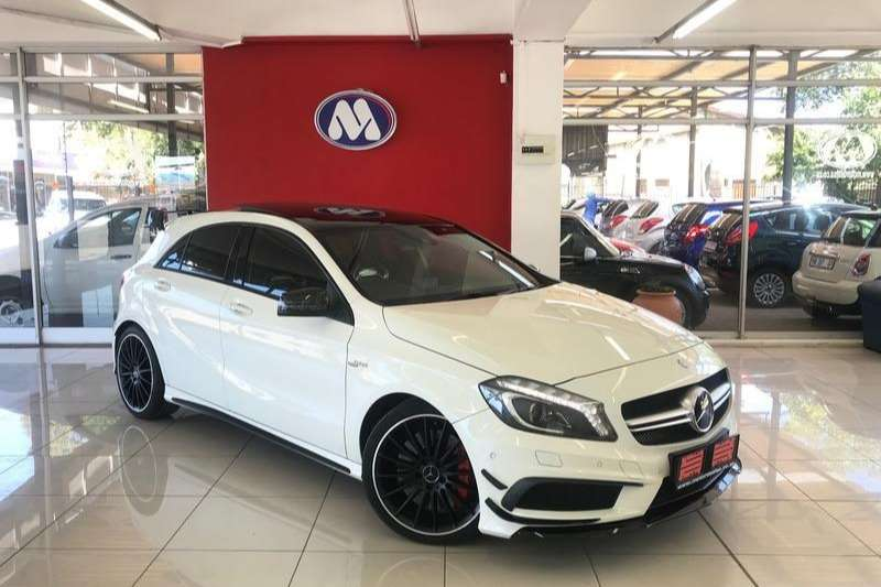 2014 mercedes benz a class a45 amg 4matic edition 1 for Mercedes benz a45 amg for sale