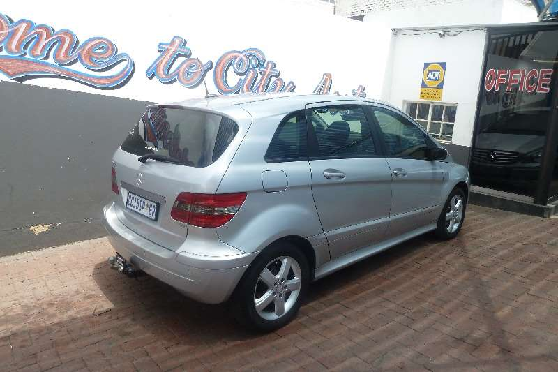 2007 mercedes benz b class b180 multi purpose vehicle fwd cars for sale in gauteng r 94. Black Bedroom Furniture Sets. Home Design Ideas