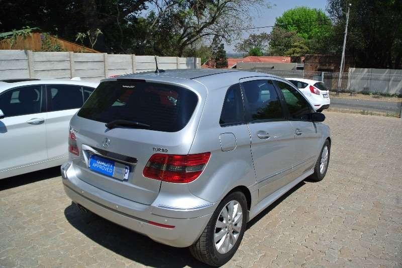 2007 Mercedes Benz B Class B200 Turbo Multi purpose vehicle  FWD