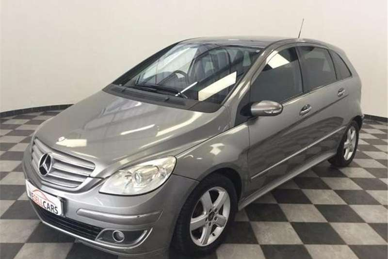 Mercedes Benz B Class B200 Turbo 2008