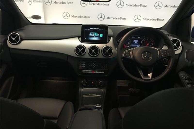 Mercedes Benz B Class B200CDI Autotronic 2016