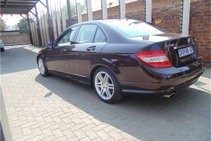 2012 mercedes benz c class 2012 merc amg c200 cgi a cars for sale in gauteng r 243 200 on auto. Black Bedroom Furniture Sets. Home Design Ideas