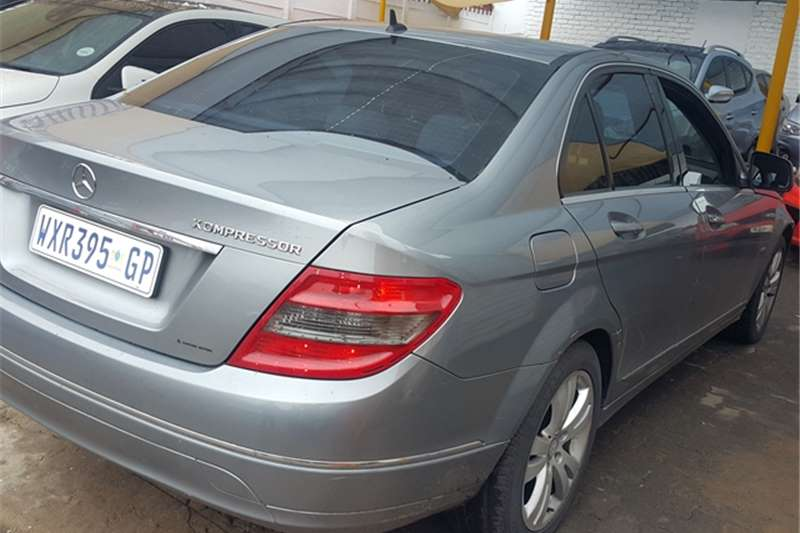 2010 mercedes benz c class c 200 kompressor cars for sale. Black Bedroom Furniture Sets. Home Design Ideas