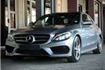 Mercedes Benz C Class C180 AMG Sports auto 2016