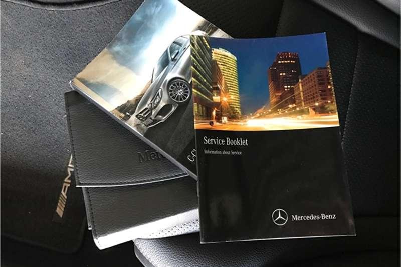 Mercedes Benz C Class C180 AMG Sports auto 2016