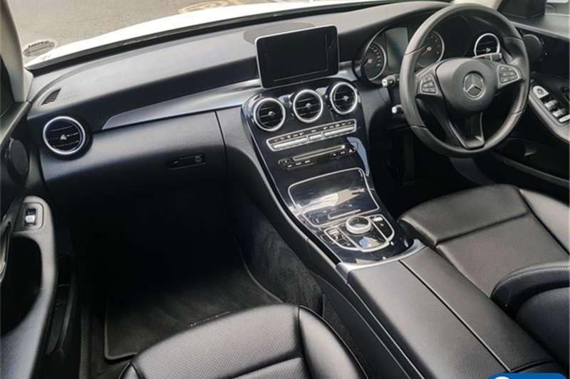 Mercedes Benz C Class C180 auto 2016