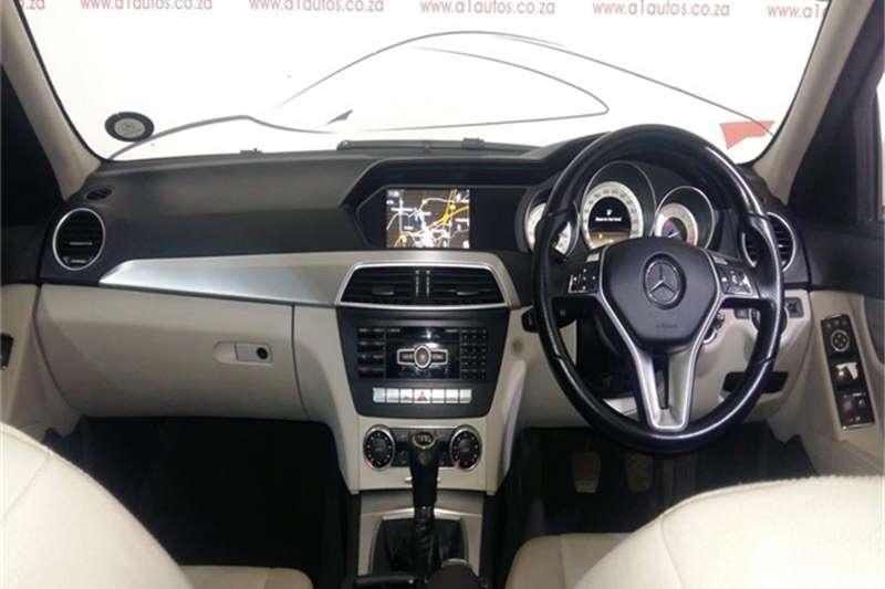Mercedes Benz C Class C180 Avantgarde 2011
