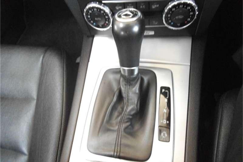 Mercedes Benz C Class C180 Avantgarde auto 2012