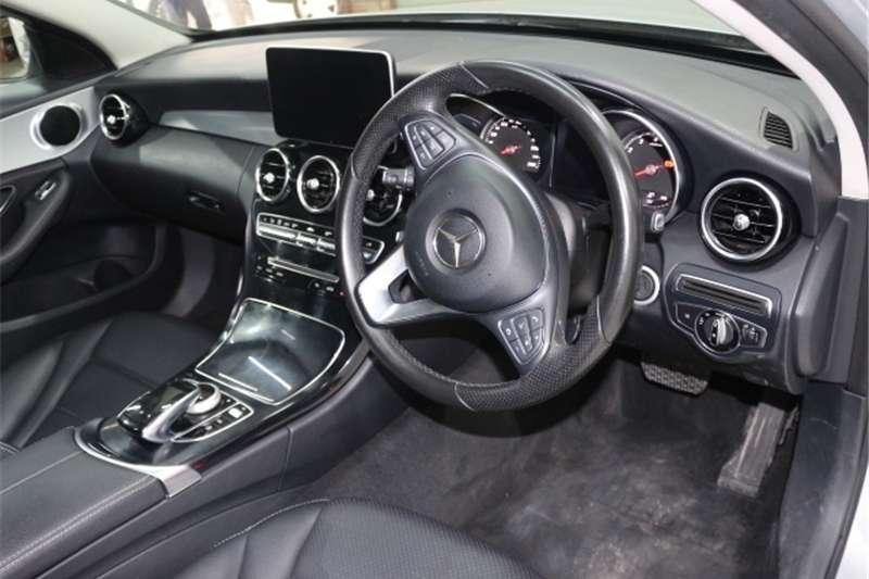 Mercedes Benz C Class C180 Classic auto 2014