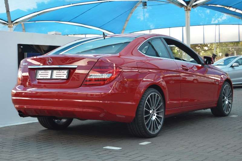 2012 mercedes benz c class c180 coupe auto coupe petrol rwd automatic cars for sale in. Black Bedroom Furniture Sets. Home Design Ideas