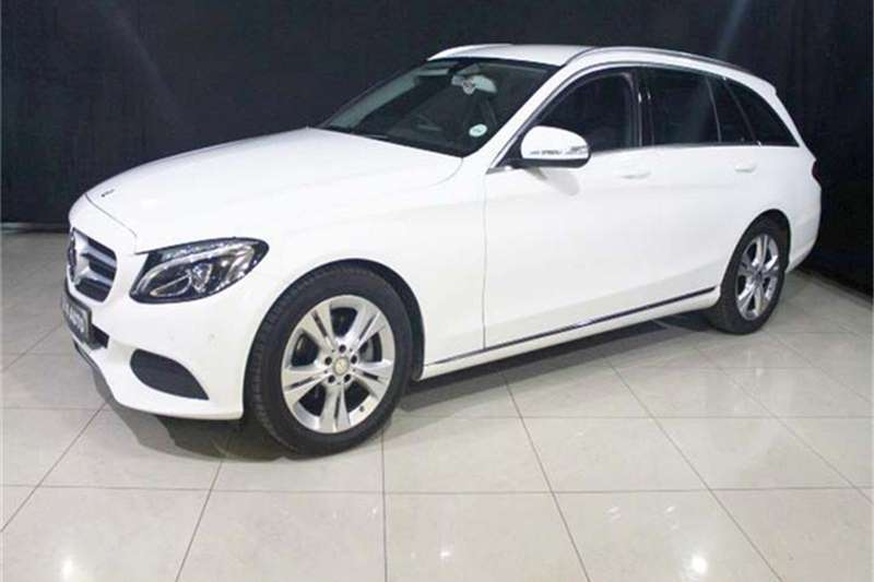 Mercedes Benz C Class C180 estate 2015