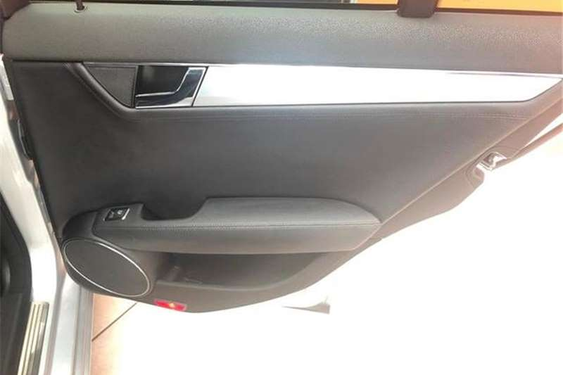 Mercedes Benz C Class C180 Kompressor Avantgarde 2008