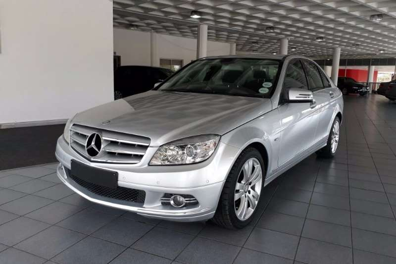 2010 mercedes benz c class c180 kompressor avantgarde touchshift sedan rwd cars for sale in. Black Bedroom Furniture Sets. Home Design Ideas
