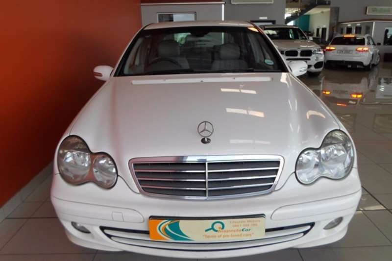 2005 mercedes benz c class c180 kompressor classic touchshift sedan rwd cars for sale in. Black Bedroom Furniture Sets. Home Design Ideas