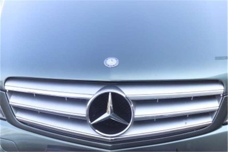 Mercedes Benz C Class C180CGI Avantgarde Touchshift 2011
