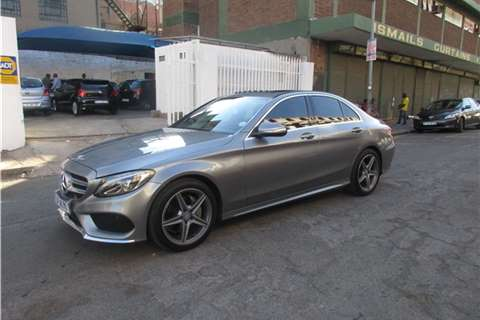 2014 mercedes benz c class c200 amg cars for sale in gauteng r 330 000 on auto mart. Black Bedroom Furniture Sets. Home Design Ideas