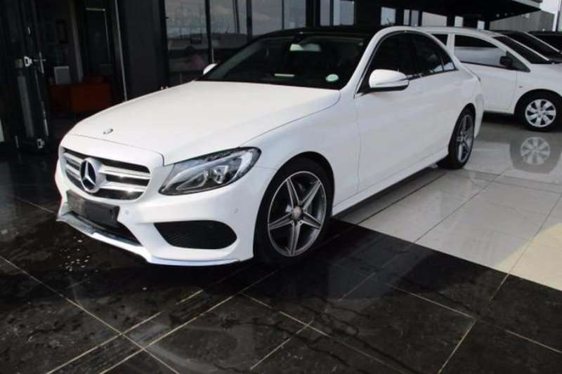 2015 Mercedes Benz C Class C200 AMG LINE Cars for sale in Gauteng