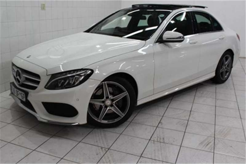 2015 mercedes benz c class c200 amg sports sedan petrol rwd manual cars for sale in. Black Bedroom Furniture Sets. Home Design Ideas