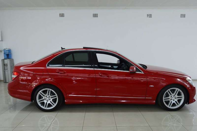 2011 mercedes benz c class c200 avantgarde amg cars for for Mercedes benz 2011 c300 for sale