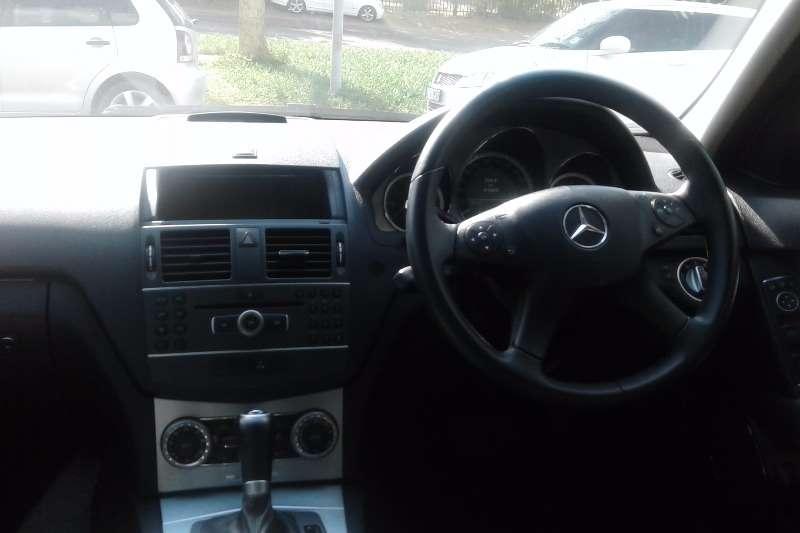 Mercedes Benz C Class C200 Avantgarde auto 2011