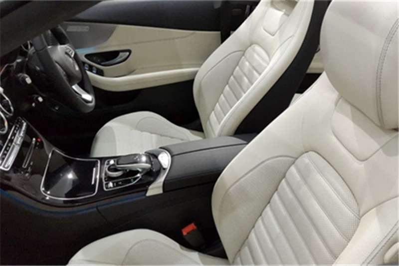 Mercedes Benz C Class C200 cabriolet auto 2017