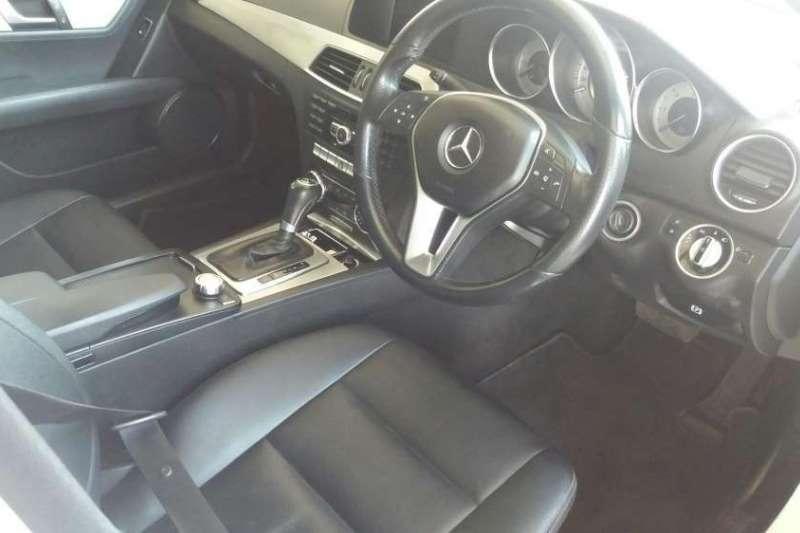 Mercedes Benz C Class C200 cdi 2011