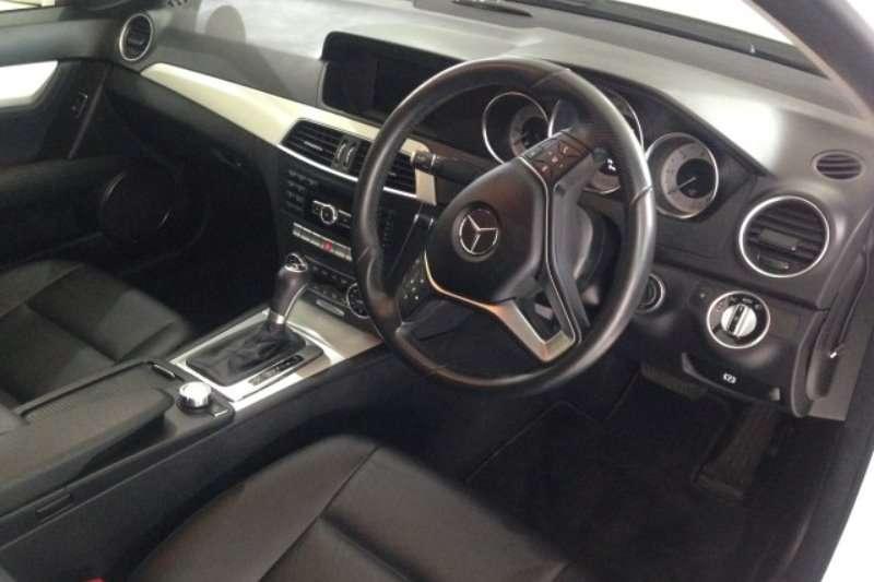 Mercedes Benz C Class C200 CDI Avantgarde Auto (One Owner) 2013