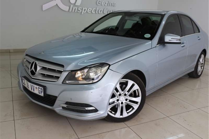 2013 Mercedes Benz C Class C200 Classic Auto Sedan Rwd