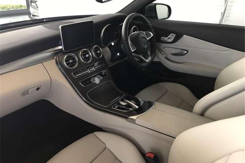 Mercedes Benz C Class C200 coupe AMG Line 2016