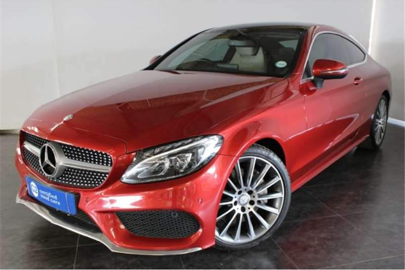2016 mercedes benz c class c200 coupe amg line cars for for Mercedes benz options