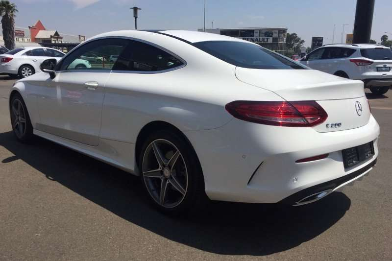 2016 mercedes benz c class c200 coupe amg line auto cars for sale in gauteng r 600 000 on auto. Black Bedroom Furniture Sets. Home Design Ideas