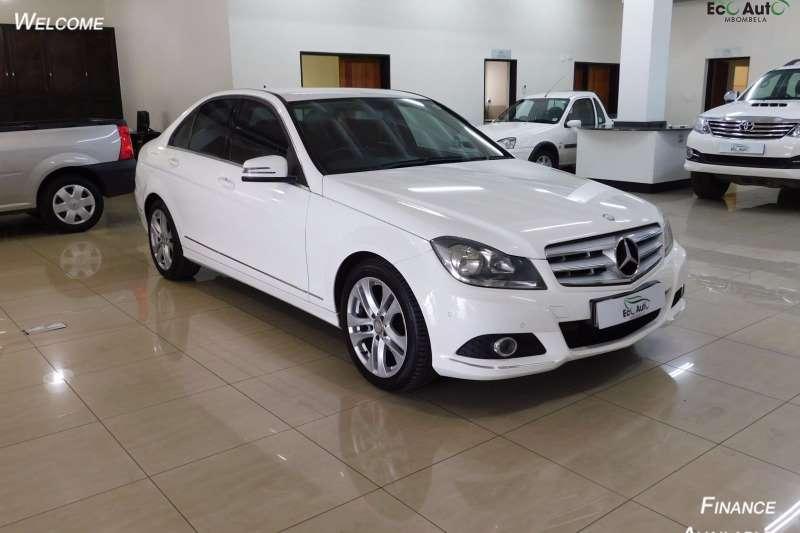 Mercedes Benz C-Class C200 Edition C 2012
