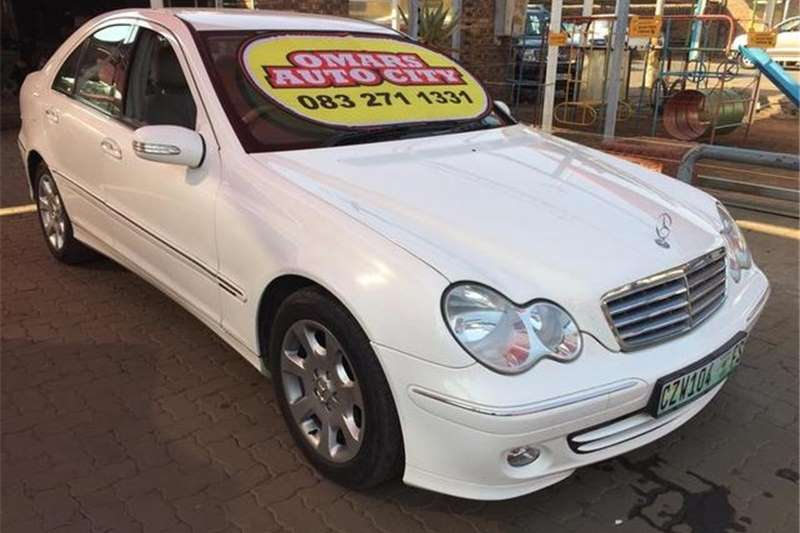 2005 mercedes benz c class c200 elegance cars for sale in gauteng r 69 950 on auto mart. Black Bedroom Furniture Sets. Home Design Ideas