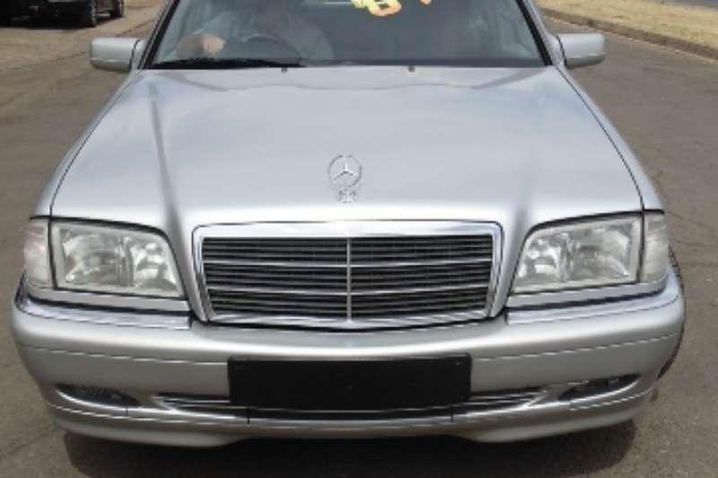 Mercedes Benz C Class C200 Elegance auto 2000