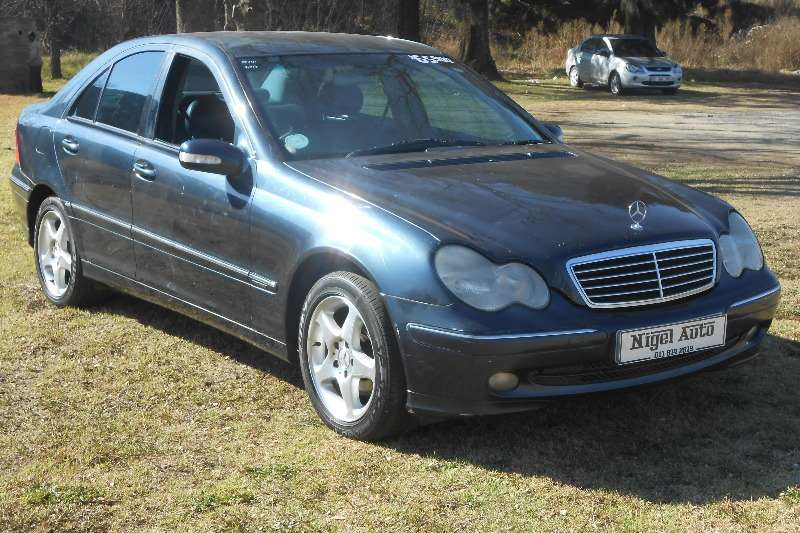 2003 mercedes benz c class c200 kompressor cars for sale in gauteng r 65 999 on auto mart. Black Bedroom Furniture Sets. Home Design Ideas