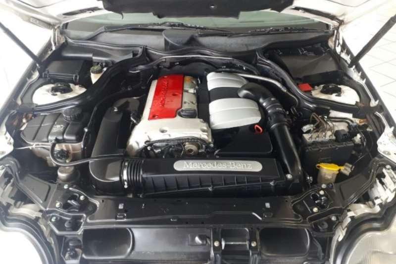Mercedes Benz C Class C200 Kompressor Elegance auto 2001