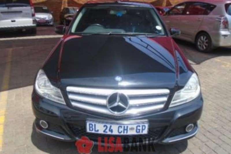 Mercedes Benz C Class C200CDI Classic 2011
