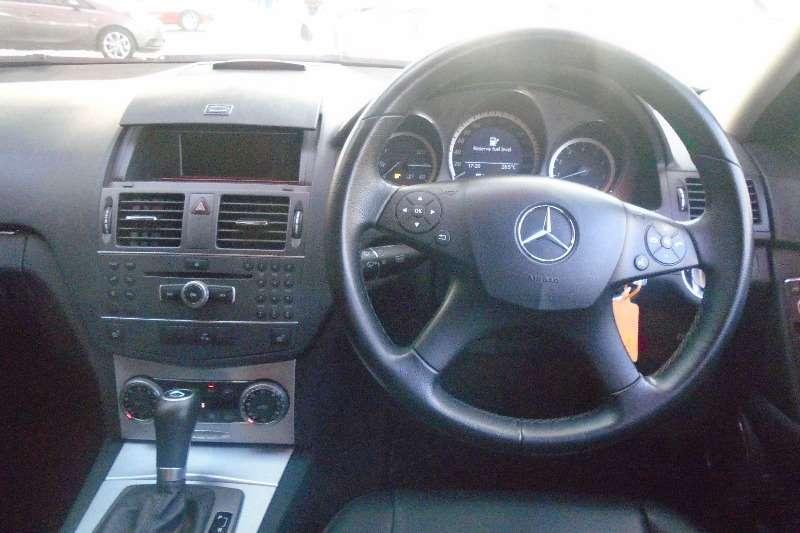 Mercedes Benz C Class C200CGI Avantgarde Touchshift 2011