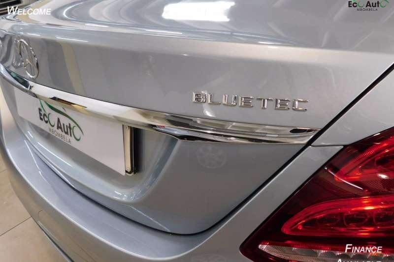 Mercedes Benz C Class C220 Bluetec AMG Sports 2014