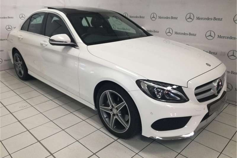 Mercedes Benz C Class C220 Bluetec AMG Sports 2017
