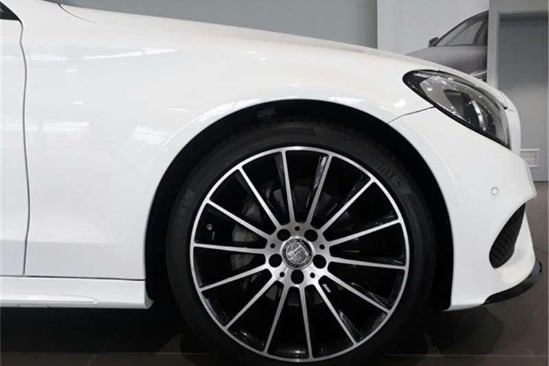 Mercedes Benz C Class C220 Bluetec AMG Sports auto 2017